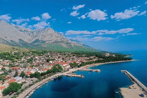 Appartments Urlaub In Dalmatien Baska Voda Davor Krtalic Dalmatinac